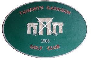 Tidworth Garrison Golf Club Logo