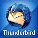 Mozilla Thunderbord Logo