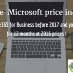 Beat the Office365 for Business price increase !