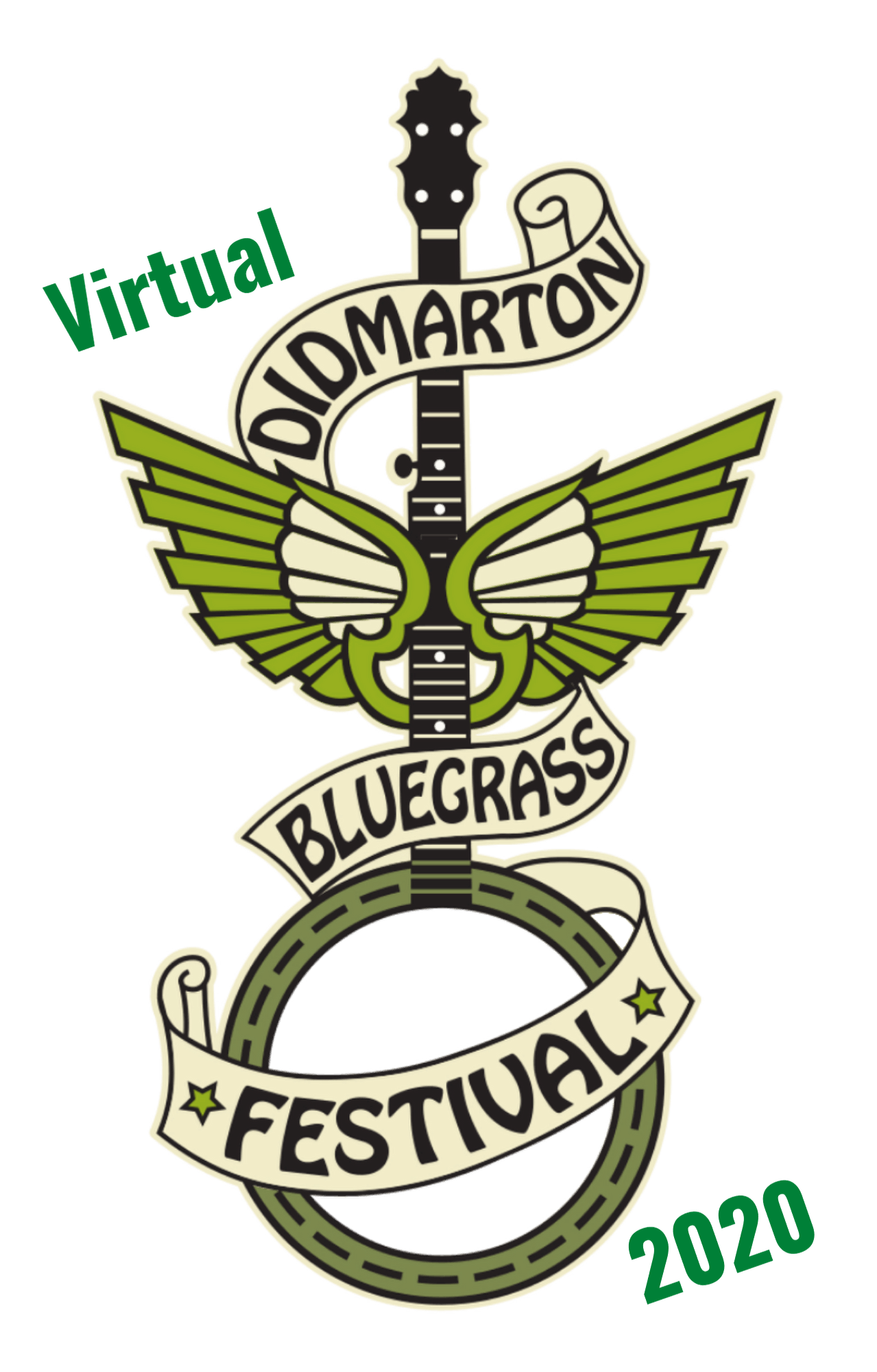 The virtual Didmarton Bluegrass Festival 2020